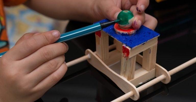 רעיונות יצירה לילדים אוטיסטים