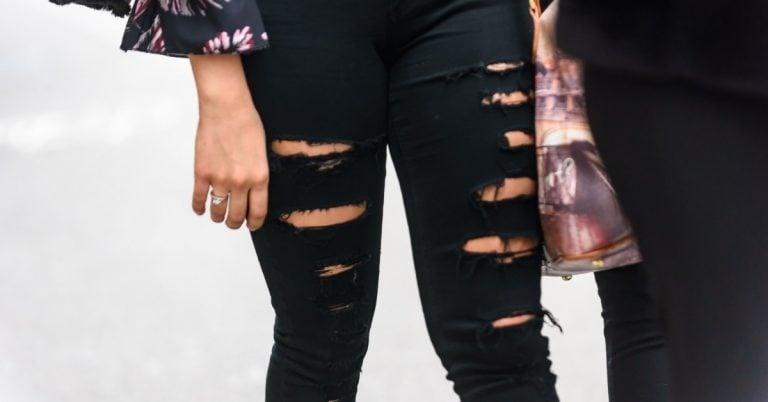 איך לשפשף ג'ינס